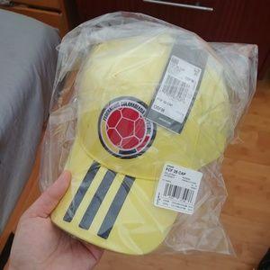 274033cb091ed adidas Accessories - Adidas Colombia national Futbol soccer hat